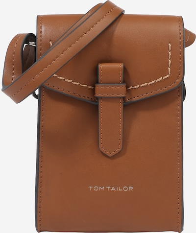 TOM TAILOR Smartphonehülle 'Gabriela' in karamell, Produktansicht