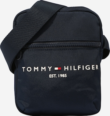 TOMMY HILFIGER Taška cez rameno - Modrá