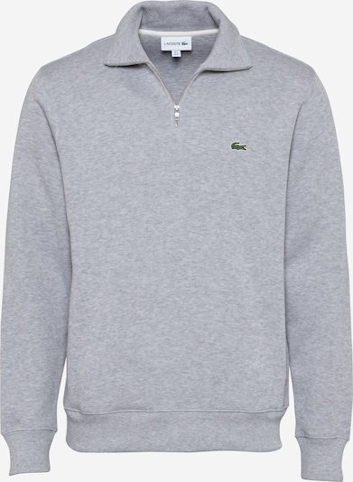 LACOSTE Sweatshirt 'SWEATSHIRT' in de kleur Zilver, Productweergave