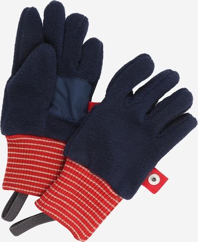 FINKID Rękawiczki 'SORMIKAS' w kolorze granatowy / czerwonym, Podgląd produktu