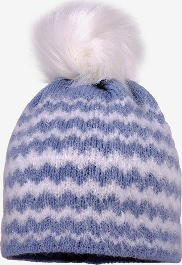 MAXIMO Gorra en azul denim / blanco, Vista del producto