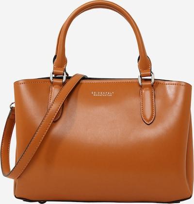 Seidenfelt Manufaktur Tasche 'Maloy' in braun, Produktansicht