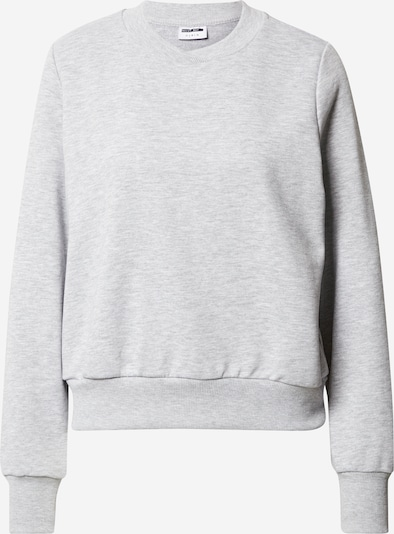 Noisy may Sweatshirt 'LUPA' in grau, Produktansicht