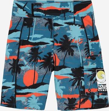 Shorts de bain 'Natan' Molo en bleu