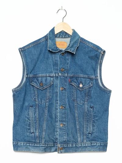 LEVI'S Jeansweste in M/L in blue denim, Produktansicht