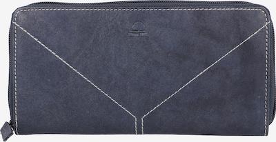 GREENBURRY Portemonnaie 'Tumble' in blau, Produktansicht