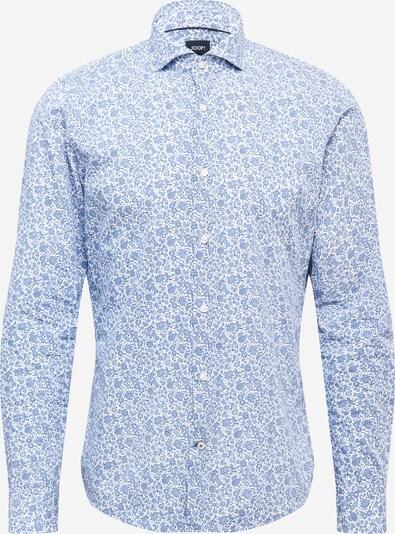 JOOP! Hemd 'Pejos' in blau / weiß, Produktansicht