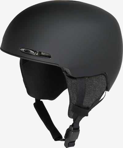 OAKLEY Čelada | črna barva, Prikaz izdelka