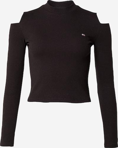 Tommy Jeans Shirt in schwarz, Produktansicht