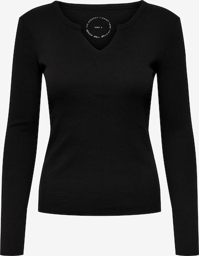 ONLY Shirt 'Vicky' in Black, Item view