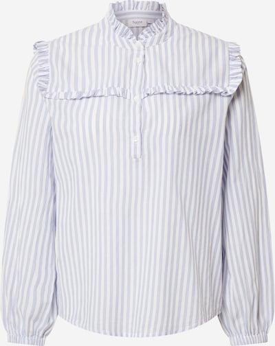 SAINT TROPEZ Bluse 'Gilsa' in blau / weiß, Produktansicht