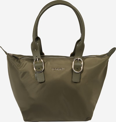 TOMMY HILFIGER Shopper in oliv, Produktansicht