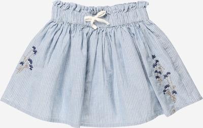 Marc O'Polo Junior Spódnica w kolorze jasny beż / jasnoniebieski / ciemny niebieski / białym, Podgląd produktu