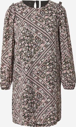 Rochie 'TESSA' Pepe Jeans pe oliv / portocaliu / roz deschis / negru / alb, Vizualizare produs
