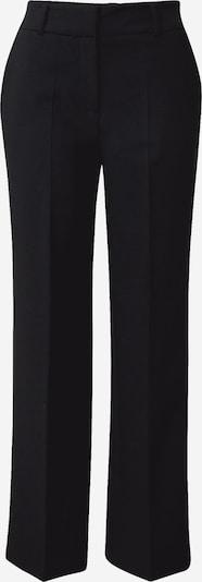 Kelnės su kantu 'RITA' iš SELECTED FEMME , spalva - juoda: Vaizdas iš priekio