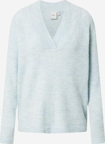 ICHI Пуловер в синьо