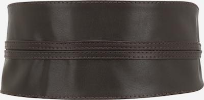 TOM TAILOR DENIM Cinturón 'ELENA' en marrón, Vista del producto