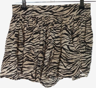 VANS Shorts in S in schwarz / wollweiß, Produktansicht