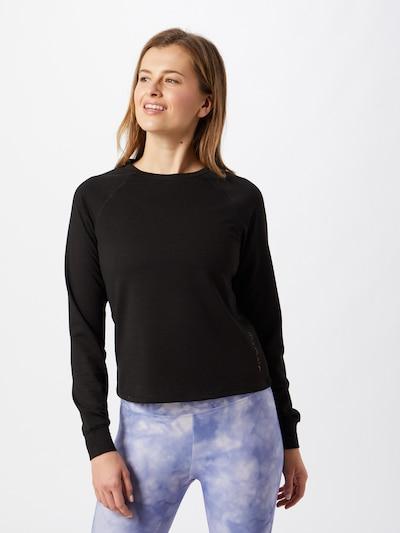 ONLY PLAY Pullover in schwarz: Frontalansicht