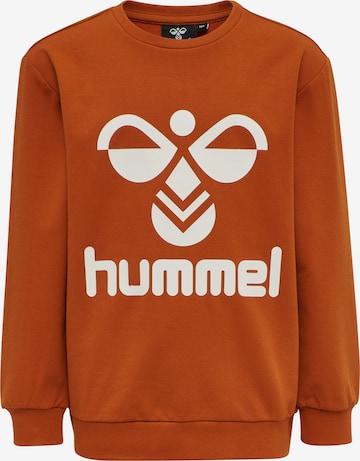 Hummel Athletic Sweatshirt in Orange