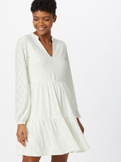 VILA Kleid 'Kawa' in weiß, Modelansicht