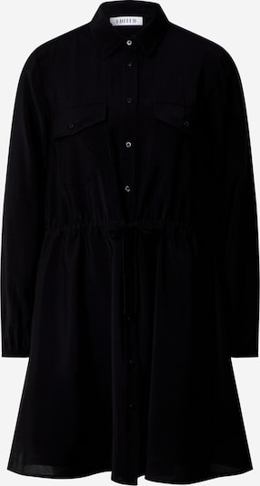 EDITED Shirt dress 'Faye' in Black, Item view
