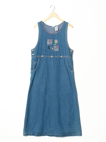 White Stag Dress in L in Blue