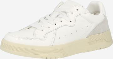Sneaker low 'Elda' de la Marc O'Polo pe alb