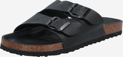 rubi Pantofle 'Rex' - černá, Produkt