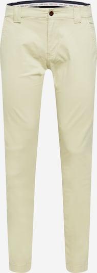 pasztellzöld Tommy Jeans Chino nadrág 'Scanton', Termék nézet
