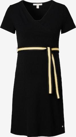 Esprit Maternity Kleid in Schwarz