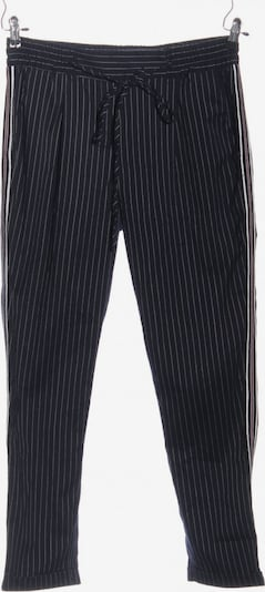 ZABAIONE Baggy Pants in L in hellgrau / rot / schwarz, Produktansicht