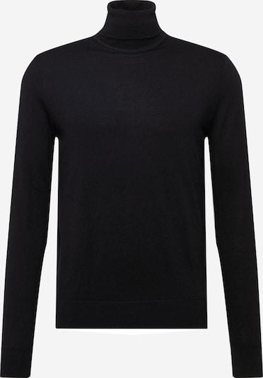 Tommy Hilfiger Tailored Pulover 'FINE GAUGE LUXURY' u crna, Pregled proizvoda