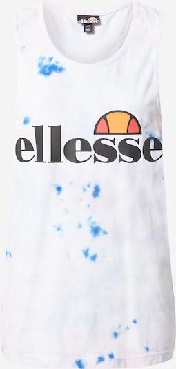 ELLESSE Top u plava / narančasta / crvena / crna / bijela, Pregled proizvoda