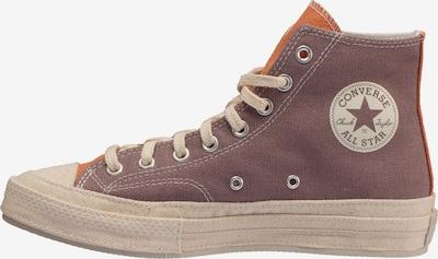 CONVERSE Sneaker in beige / lila / orange, Produktansicht