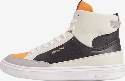 Superdry Sneaker in anthrazit / offwhite, Produktansicht