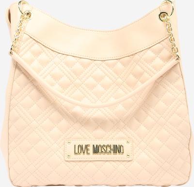 Love Moschino Torebka w kolorze cielistym, Podgląd produktu