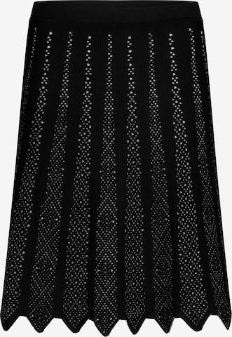 Nicowa Skirt 'ADITA' in Black