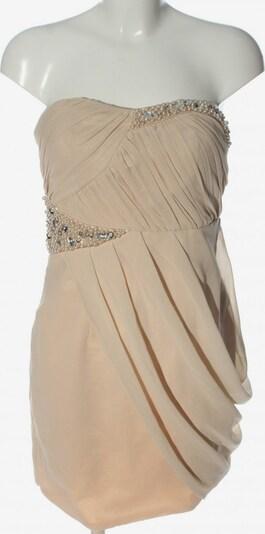 COTTON Club schulterfreies Kleid in M in creme, Produktansicht