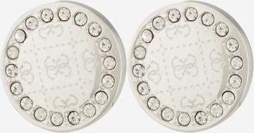 GUESS Øredobber i sølv