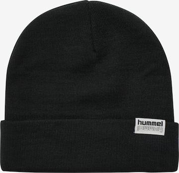 Bonnet Hummel en noir