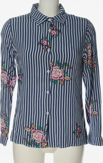KD Klaus Dilkrath Langarmhemd in M in blau / pink / weiß, Produktansicht