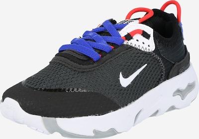 Nike Sportswear Sneakers in de kleur Antraciet / Rood / Wit, Productweergave