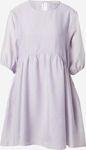 NORR Kleid 'Lauren' in Lila