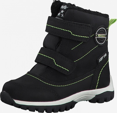 s.Oliver Junior Snowboots in de kleur Appel / Zwart, Productweergave