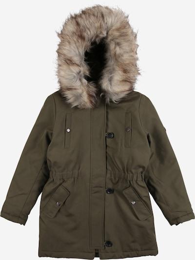 KIDS ONLY Zimska jakna 'Niris' u tamno zelena, Pregled proizvoda