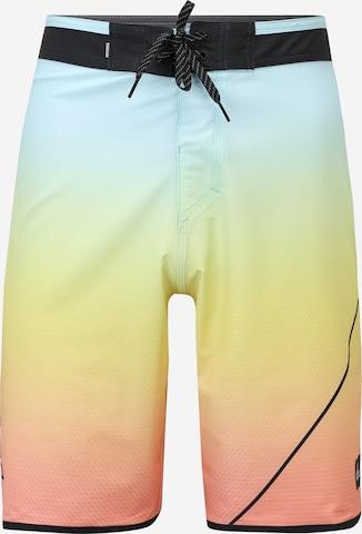 QUIKSILVER Ujumispüksid 'SURFSILK NEW WAVE 20', värv segavärvid