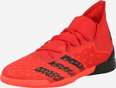 ADIDAS PERFORMANCE Voetbalschoen 'Predator Freak.3' in de kleur Rood / Zwart, Productweergave