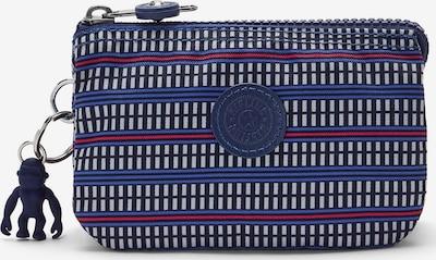 KIPLING Etui in blau / dunkelblau / rot / weiß, Produktansicht