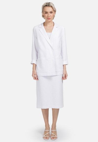 HELMIDGE Blazer in weiß, Modelansicht